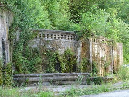 Fontaine de l'ancienne soierie