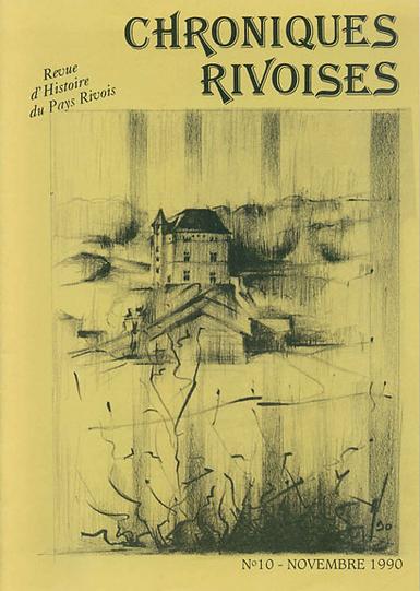 Revue N° 10 novembre 1990