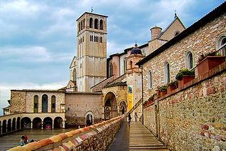St Francis way, San Sepolcro Assisi