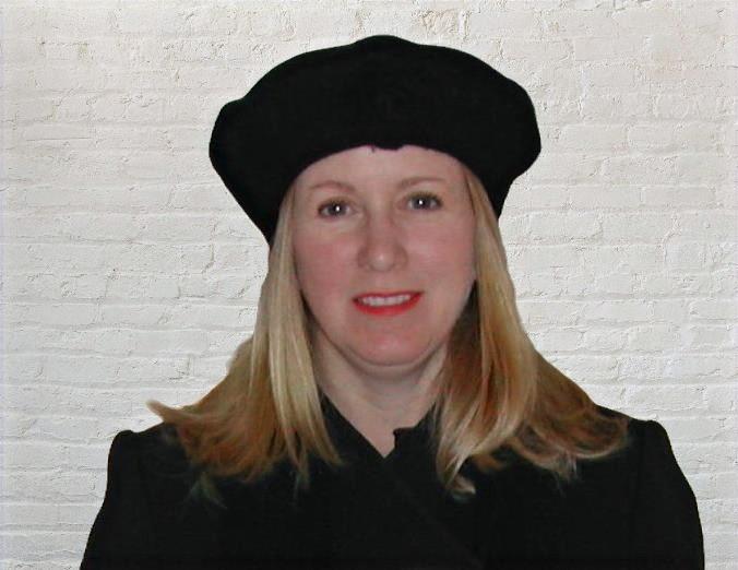 Artist Beth Mortenson