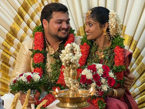 Bharath Jishnu married Alka