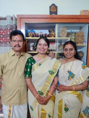 Shilpa married Ranjith (29-04-2021)