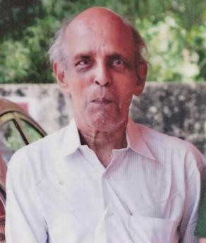 Achutha Varier passed away