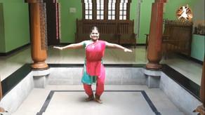 Bharatnatyam by Akshatha Warrier