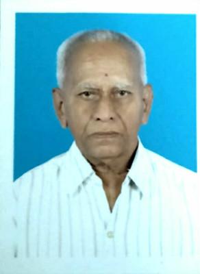 Radhakrishna Warrier passed away