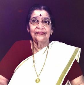 Anandavalli Amma Passed away