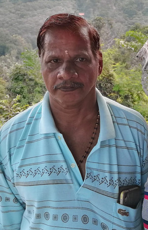 Govinda Warrier ,56, passed away (13-04-21)