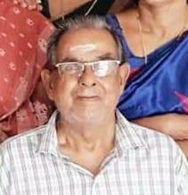Radhakrishnan Passed away
