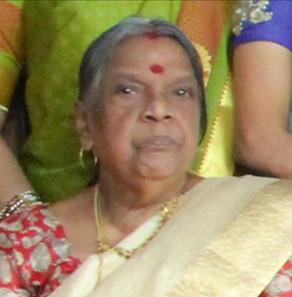 Parukutty Varasyar passed away
