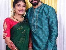 Keerthy married Jishnu