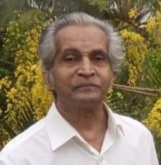Bhaskara Warrier passed away