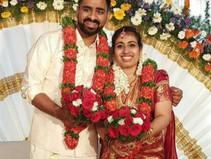 Shilpa married Govinda Prasad (30-11-2020)
