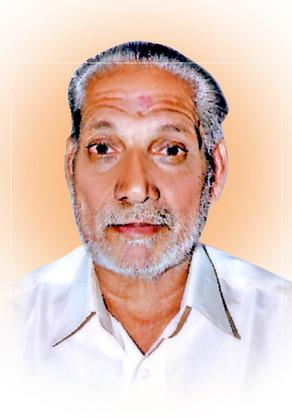Gopalakrishna Warrier, 81, passed away (13-04-21)