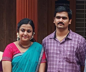 Harikrishnan Anushree Engagement