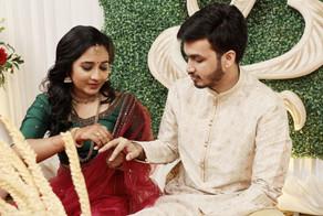 Nikhil - Saranya Engagement