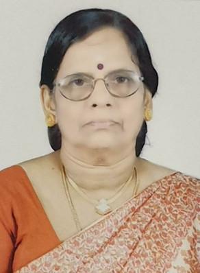 P.V .Vijayalakshmi,76, passed away (08-04-2021)
