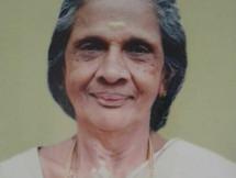 Sarojini Warasyar passed away