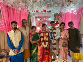 Siddharth married Neha on 25-11-2020