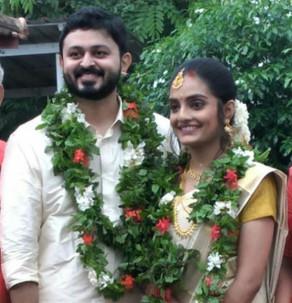 Sreedevi married Vivek