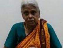 Sharada Varasyar passed away