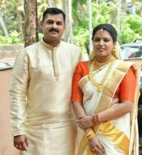 Rahul married Neethi (22-04-2021)
