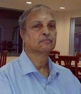 B.Somashekhara Warrier, 69, passed away (11-05-2021)