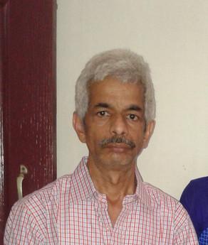 Radhakrishna Varier passed away