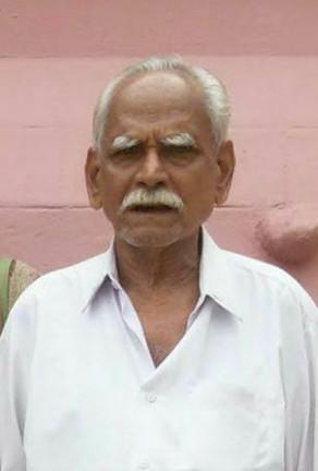Ramakrishna Warrier passed away