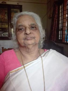 Radhamma passed away