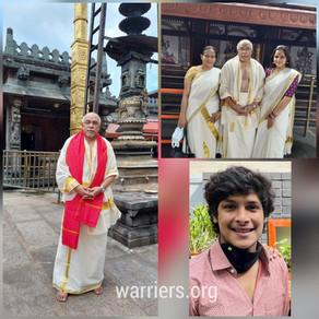 Adv.Sreelal Warriar celebrated 60th Birthday