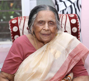 Seetha Devi Warrier, 88, passed away (21-04-2021)