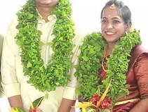 Anjali married Arun