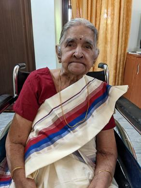 Sarojam CS Varasyar - Sathabhishekam