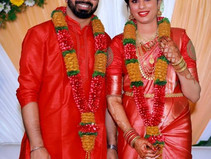 Anjali married Sreejith