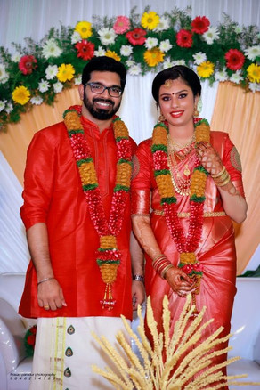 Anjali married Sreejith