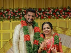 HariSankar married Aswathy