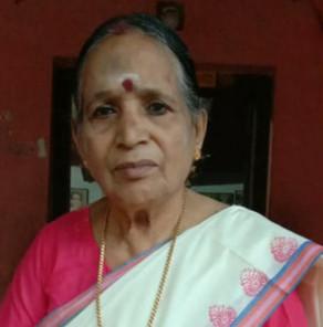 Bhagyalakshmi warrier passed away (15-12-2020)