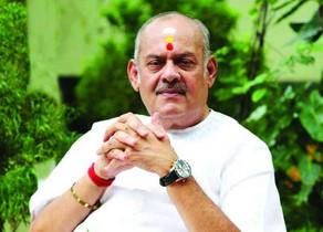 Krishnakumarji - A Respectful remembrance