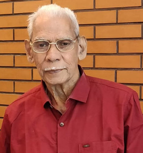VR Anantha Warrier, 86, passed away ( 05-05-2021)