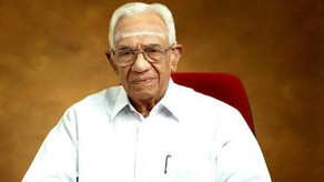 Padmabhushan Dr.PK Warrier is no more.