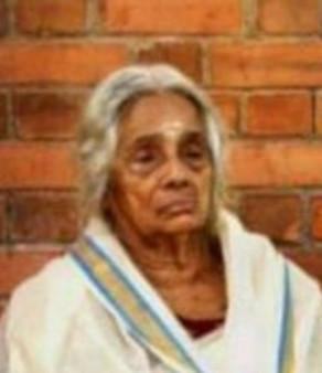 Chandrika Ammal passed away