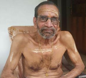 Keshavan Unni,72, passed away (08-05-2021)