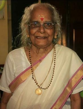 Ammini Varasyar (86) passed away today (26-11-2020)