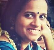 Congratulations Nandini J Warrier
