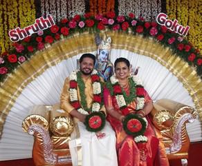 Gokul Married Sruthi on 26-11-2020