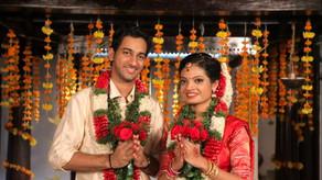 Vidya married Vineeth