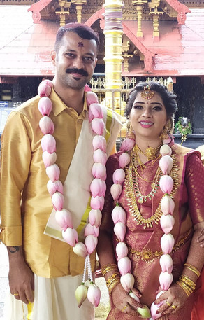 Midhun married Devika