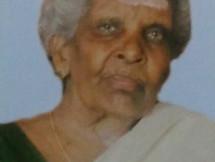 Parvathi Warasyar passed away.