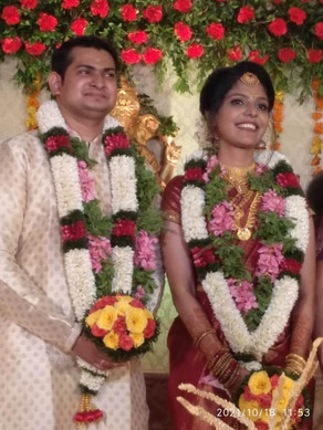 Dileep married Suvarna
