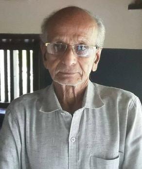 CV Balakrishna Warrier passed away (26-04-2021)